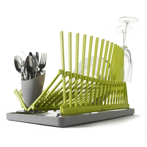 Dish Rack Collapsible