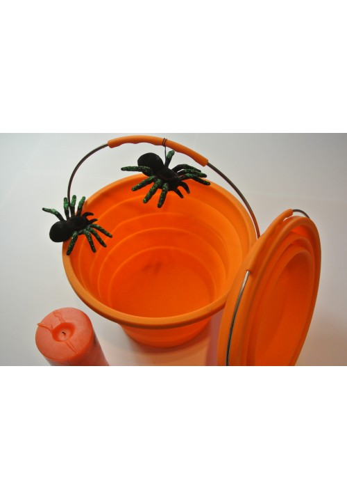 Halloween Bucket offer - Two for One - spiders not included!
